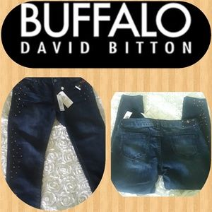 Buffalo David Bitton  embellished Jean